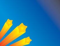 διάττων αστέρας ανασκόπησ&eta Στοκ Εικόνες