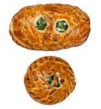 Διάφορα εορταστικά bakery#13 Στοκ εικόνα με δικαίωμα ελεύθερης χρήσης