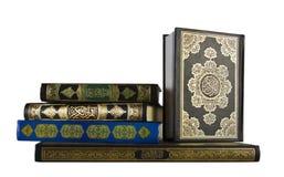Διάφορα ιερά βιβλία Quran Στοκ Εικόνα