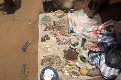 Διάφορα καρυκεύματα στην αγορά, κοντά σε Antsohihy, Μαδαγασκάρη Στοκ φωτογραφία με δικαίωμα ελεύθερης χρήσης