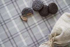 Διάφορα μπισκότα 01 Στοκ Φωτογραφία