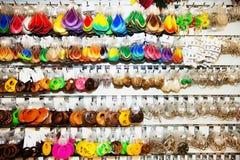 Διάφορα σκουλαρίκια Στοκ Φωτογραφίες