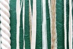 Διάφορα σχοινιά Στοκ φωτογραφία με δικαίωμα ελεύθερης χρήσης