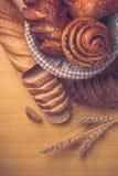 Διάφορα ψωμιά v3 Στοκ Εικόνα