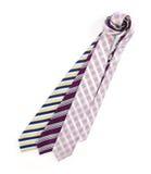 Διάφορες γραβάτες Στοκ Φωτογραφία