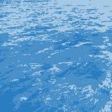 Διάφορη θάλασσα διανυσματική απεικόνιση