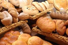 Διάφορος των ψωμιών Στοκ Φωτογραφίες