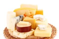 Διάφορος τύπος τυριού στοκ φωτογραφία με δικαίωμα ελεύθερης χρήσης