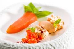 Διάφορο πιάτο καρότων Στοκ εικόνες με δικαίωμα ελεύθερης χρήσης