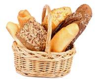 Διάφορο ψωμί στοκ εικόνα
