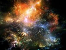 Διάδοση του διαστήματος ελεύθερη απεικόνιση δικαιώματος