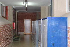 Διάδρομοι των ιδρυμάτων στοκ εικόνες