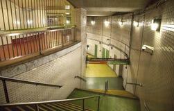 Διάδρομοι υπογείων της Φιλαδέλφειας στοκ φωτογραφία