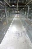 Διάδρομος γυαλιού Στοκ Φωτογραφία