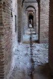 Διαβάσεις πεζών στους τοίχους Aurelian της Ρώμης στοκ φωτογραφίες με δικαίωμα ελεύθερης χρήσης