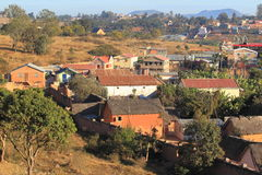 Διαβίωση σε Antananarivo Στοκ φωτογραφία με δικαίωμα ελεύθερης χρήσης
