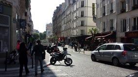 Διαβίωση του Παρισιού Στοκ φωτογραφίες με δικαίωμα ελεύθερης χρήσης