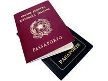 διαβατήρια Στοκ Εικόνα