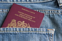 Διαβατήριο στοκ εικόνες