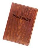 Διαβατήριο Στοκ Εικόνα