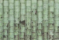 Διαβρωμένα φύλλα χαλκού Στοκ Εικόνες