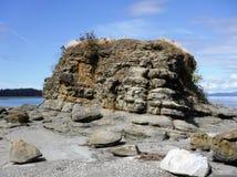 Διαβρωμένος βράχος Στοκ φωτογραφίες με δικαίωμα ελεύθερης χρήσης