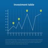 Διαγράμματα στατιστικών επιχειρήσεων ελεύθερη απεικόνιση δικαιώματος