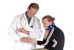 διαγωνισμός γιατρών φυσι&k Στοκ φωτογραφία με δικαίωμα ελεύθερης χρήσης