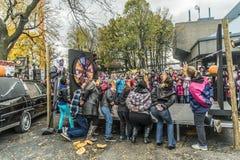 Διαγωνισμός Λα Ronde Στοκ Εικόνες