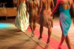 διαγωνισμός ομορφιάς Στοκ φωτογραφία με δικαίωμα ελεύθερης χρήσης