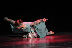 Διαγωνισμός χορού σε Kremenchuk, Ουκρανία Στοκ φωτογραφίες με δικαίωμα ελεύθερης χρήσης
