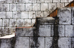 διαγώνια βήματα Στοκ φωτογραφία με δικαίωμα ελεύθερης χρήσης