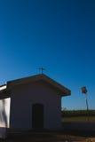 Διαγώνια εκκλησία Στοκ Εικόνες