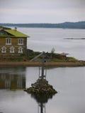 διαγώνια θάλασσα Στοκ φωτογραφία με δικαίωμα ελεύθερης χρήσης
