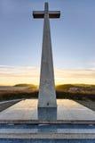 διαγώνια πέτρα μνημείων Στοκ φωτογραφίες με δικαίωμα ελεύθερης χρήσης