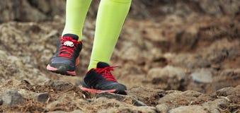 Διαγώνια τρέχοντας πόδια χωρών Στοκ φωτογραφία με δικαίωμα ελεύθερης χρήσης