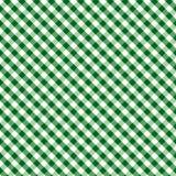 διαγώνια gingham ανασκόπησης πράσινη άνευ ραφής ύφανση