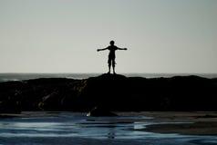 διαγώνιος άνθρωπος Στοκ φωτογραφία με δικαίωμα ελεύθερης χρήσης