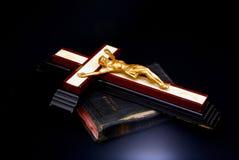 διαγώνιος ιερός Βίβλων Στοκ Εικόνες