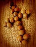 διαγώνιος ξύλινος Στοκ φωτογραφία με δικαίωμα ελεύθερης χρήσης