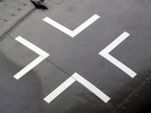 διαγώνιος σίδηρος διακ&rho Στοκ εικόνα με δικαίωμα ελεύθερης χρήσης