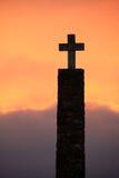 διαγώνιος χρόνος ηλιοβα Στοκ εικόνες με δικαίωμα ελεύθερης χρήσης