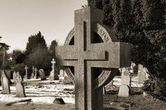 διαγώνιος ely νεκροταφείω&n Στοκ εικόνα με δικαίωμα ελεύθερης χρήσης