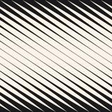 Διαγώνιο ημίτονο άνευ ραφής σχέδιο λωρίδων, κλιμένες διάνυσμα παράλληλες γραμμές Στοκ φωτογραφία με δικαίωμα ελεύθερης χρήσης