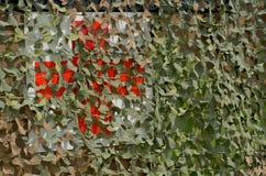 διαγώνιο κόκκινο Στοκ Φωτογραφία