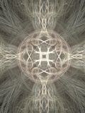διαγώνιο μαλακό λευκό Στοκ Εικόνες