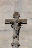 διαγώνιο μοναστήρι huelgas las Στοκ φωτογραφία με δικαίωμα ελεύθερης χρήσης