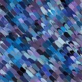 Διαγώνιο μπλε υπόβαθρο κτυπημάτων βουρτσών Αμερικανός διακοσμεί διανυσματική έκδοση συμβόλων σχεδίου την πατριωτική καθορισμένη Στοκ φωτογραφίες με δικαίωμα ελεύθερης χρήσης
