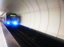 Διαγώνιο υπόβαθρο θαμπάδων κινήσεων Στοκ Εικόνα