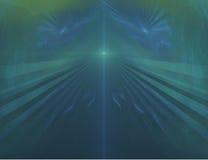 διαγώνιο φως Στοκ Φωτογραφίες